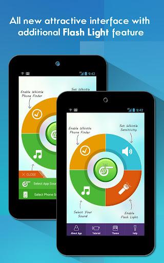Whistle Phone Finder - Imagem 2 do software