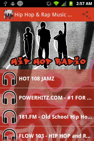 Hip Hop Rap Music Radio