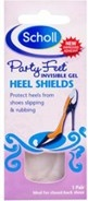 Scholl Party Feet Invisible Heel Shields
