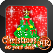 Christmas on your desk AR Free