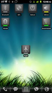 Airplane Mode Toggle - screenshot thumbnail