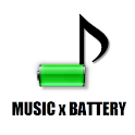 Musical Battery Widget logo