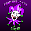Beat The Joker Slots logo