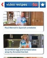 Screenshot of Egg Recipes
