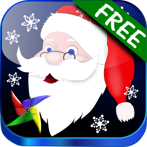 Christmas Games for Kids Free 教育 App LOGO-APP開箱王