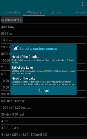 Screenshots for CrewNerd for Android
