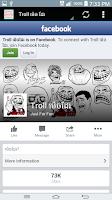 Screenshot of Khmer Troll/Meme