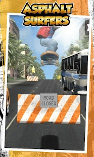 Asphalt Surfers Free - screenshot thumbnail