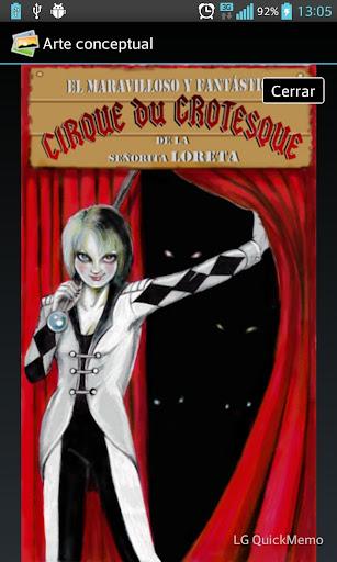 Cirque du Grotesque