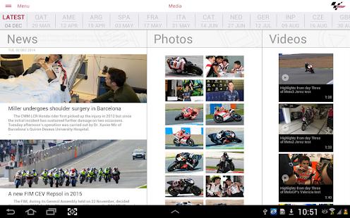 MotoGP Live Experience 2015 - screenshot thumbnail