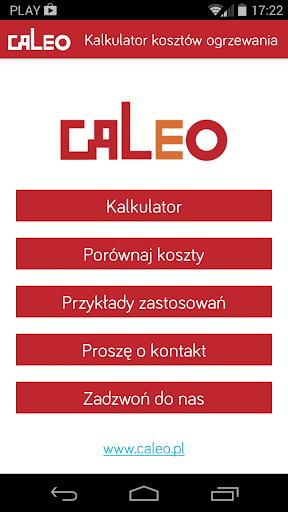 Caleo.pl Kalkulator ogrzewania