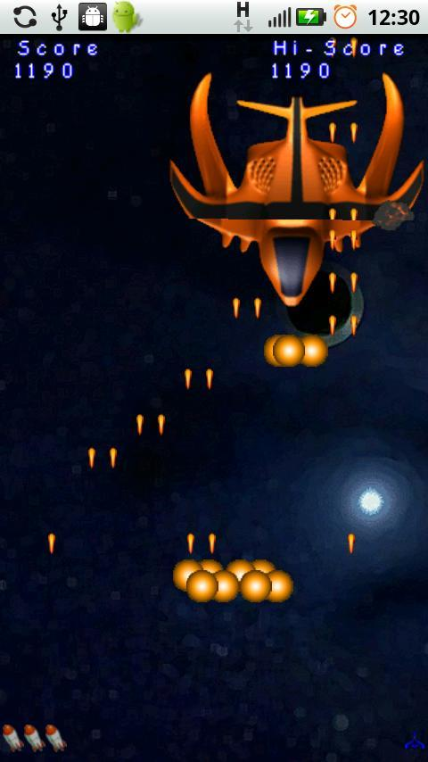 StarShooter Lite - screenshot
