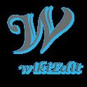 wikiEdit (offline wiki editor) icon