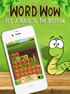 Word Wow - scrabble boggle
