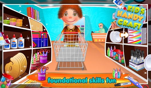Kids Handy Craft- screenshot thumbnail