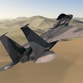 Flight sim: F-15 Eagle