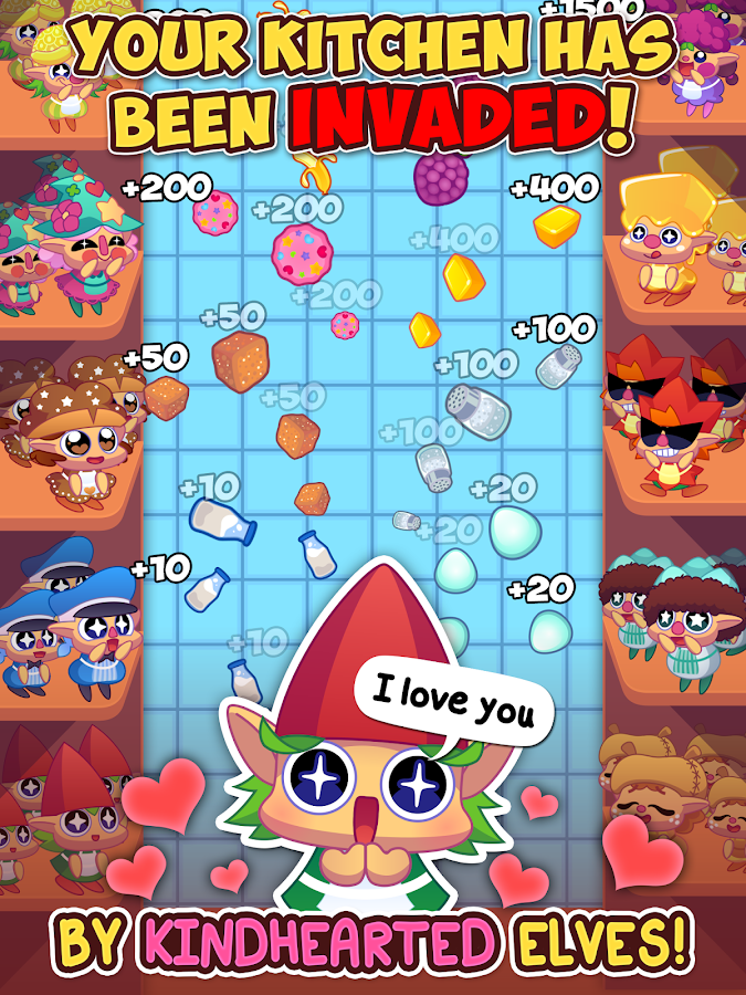 Elf Cake Clicker - Sugar Rush - screenshot