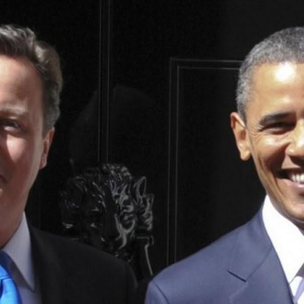 Obama-calls-Cameron