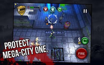 Judge Dredd vs. Zombies Screenshot 3