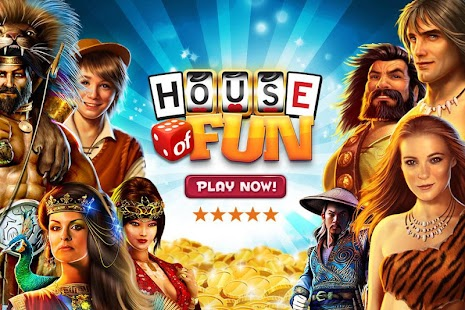 Slots - House of Fun - screenshot thumbnail