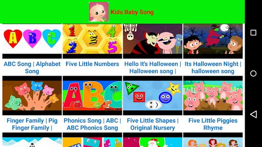 Kids baby songs