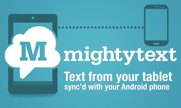 SMS from Tablet & MMS Text Messaging Sync