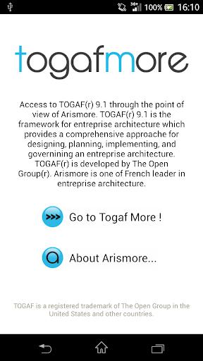 TogafMore
