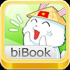 Giao duc som online - biBook icon