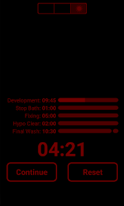 Massive Dev Chart Timer screenshot 1