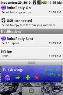 Robo Reply Widget- screenshot thumbnail