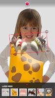 Screenshot of circusAR(Augmented Reality)