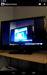 BigScreen Camera ChromeCast