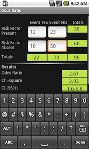 BS3 Statistics Pack screenshot 1