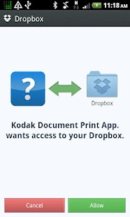 KODAK Document Print App Screenshot 4