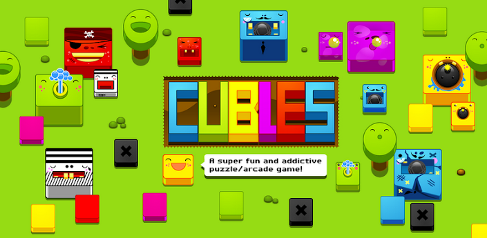Cubles - аркадная игра-головоломка для Android