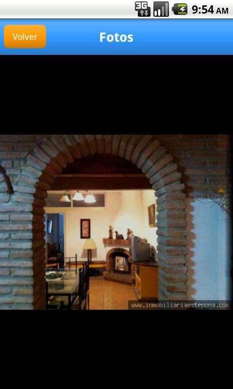 Inmobiliaria Estepona - screenshot