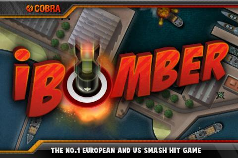 iBomber - screenshot