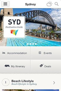 Sydney Official Guide