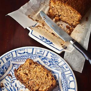 Apple Rye Cake