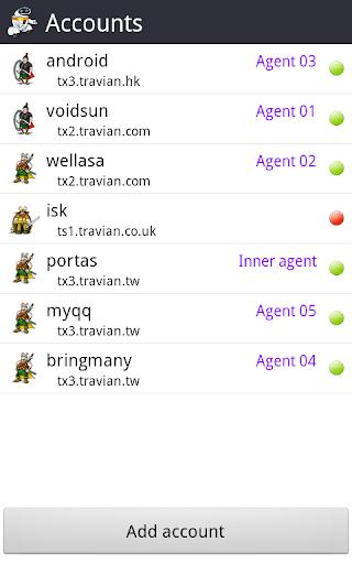 Travian Agent04