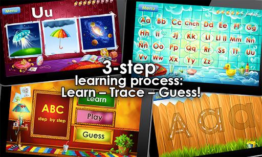 ABCD for Kids: Learn Alphabet and ABC for Toddlers 1.1.36 screenshots 9