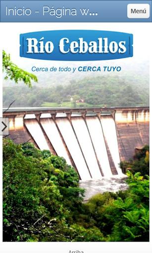 Guía Río Ceballos - Córdoba