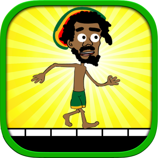 Jamaica Rasta Runner LOGO-APP點子