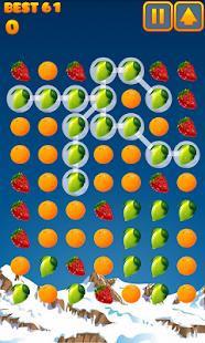 Swipe Fruits