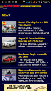Autocar India- screenshot thumbnail