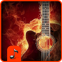 Guitar Music tones icon