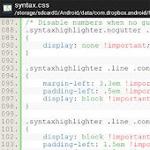 Code Peeker Pro: Source Reader