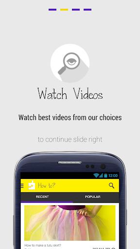 玩免費媒體與影片APP 下載Watch The Videos app不用錢 硬是要APP