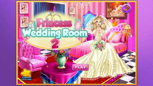 公主的婚房装饰