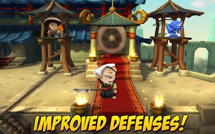 SAMURAI vs ZOMBIES DEFENSE 2 Screenshot 9